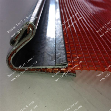 Full Welded Polyurethane fine screen mesh