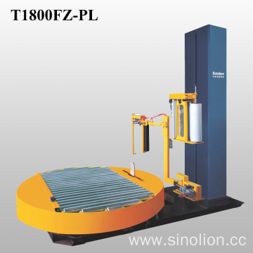 Pallet Packing Online Pallet Packing Machine