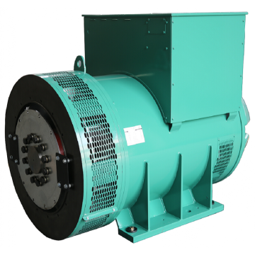 Three Phase Synchronous Industrial Alternator