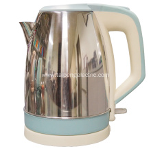 Best Quality for China Electric Tea Kettle,Stainless Steel Electric Tea Kettle,Cordless Electric Tea Kettle Manufacturer Down switch hotel electric kettle with large size export to Netherlands Manufacturers