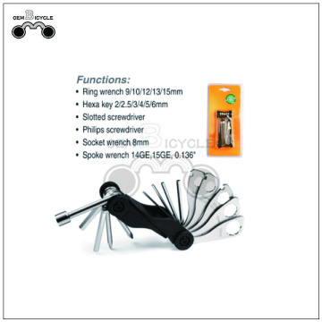 Steel tire repair professional tools for bicycles