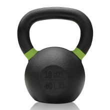 18 KG Powder Coated Kettlebell