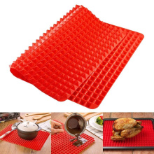Manufactur standard for Pyramid Silicone Baking Mat Food Safe Heat Resistant Silicone Baking Mats export to Virgin Islands (British) Factory