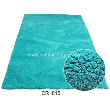 Microfiber Soft Shag with solid color