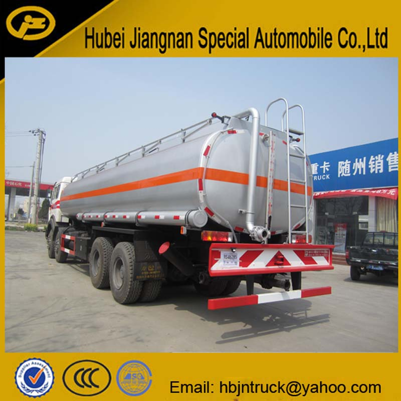 Oil Transport Truck