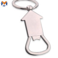 Personalized novelty custom logo bottle opener keychain