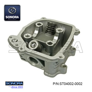 GY6-125cc 152QMI Cylinder Head With Valve Without EGR (P/N:ST04002-0002) Top Quality
