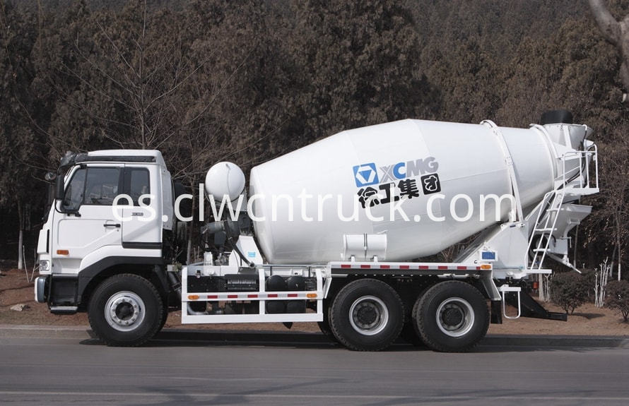 concrete mixer truck price 1