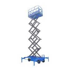 6m explosion proof mobile scissor lift platform