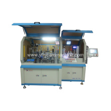Dual Interface Smart Card Embedding Machine