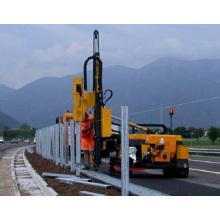 Direct Caterpillar Screw Pile Driver, Photovoltaic Pile