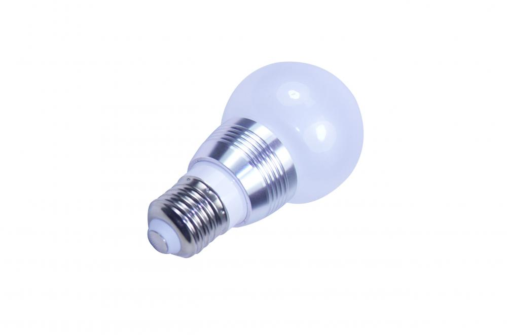 Newest LED bulb RGBG60 with remote control