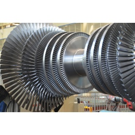 high quality and high efficiency  Turbomachinery
