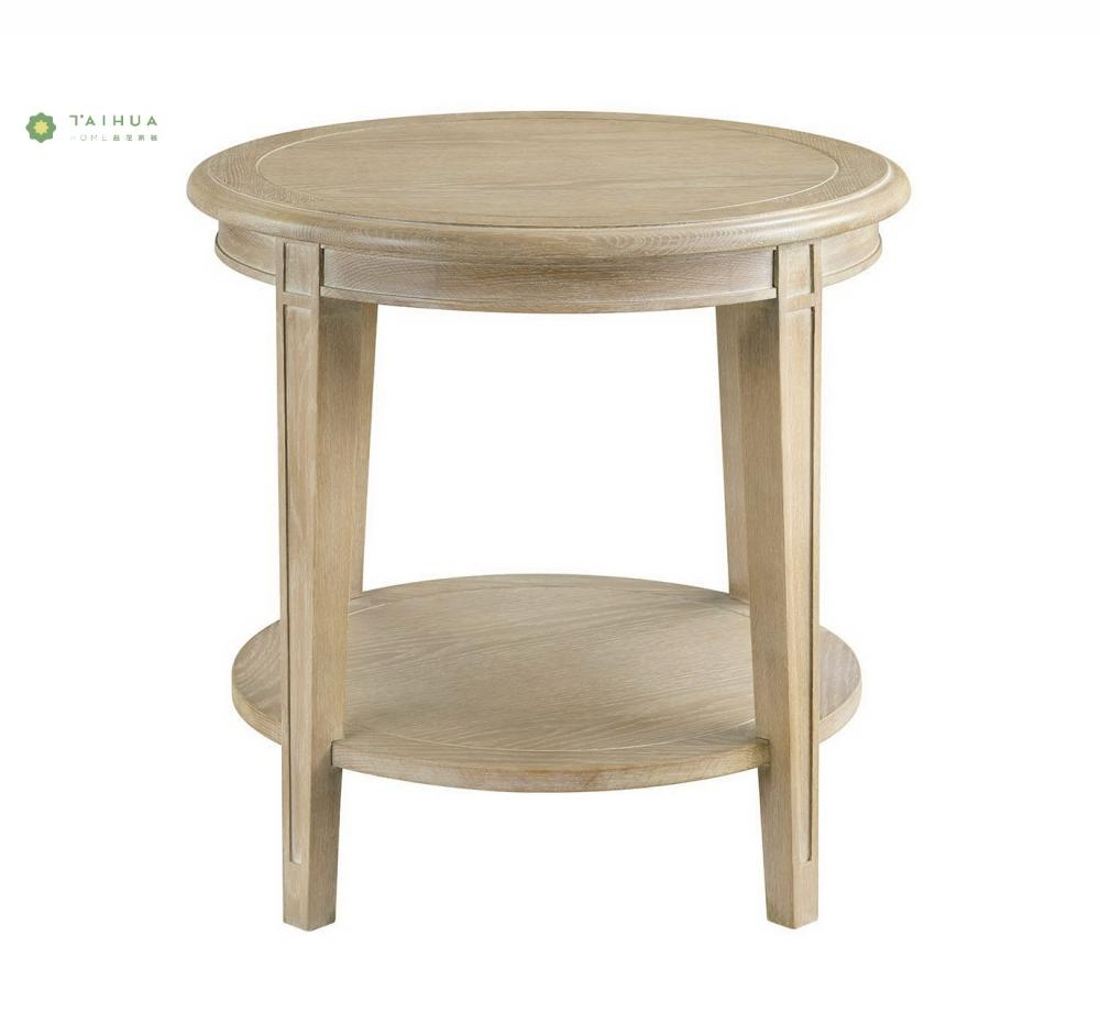 Double Top End Table