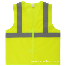 Factory Price for Safety Work Vest Low price reflective security jacket supply to Bermuda Supplier