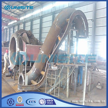 High reputation for Pipe Joint,Dredging Suction Pipes,Suction Connecting Tube from China best Producer Steel pump suction dredging pipes supply to Bangladesh Factory