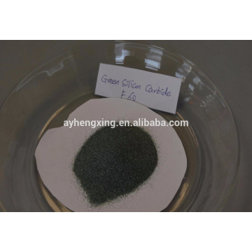China factory supply high purity black green SiC Silicon Carbide price