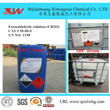 Formaldehyde Solution MSDS