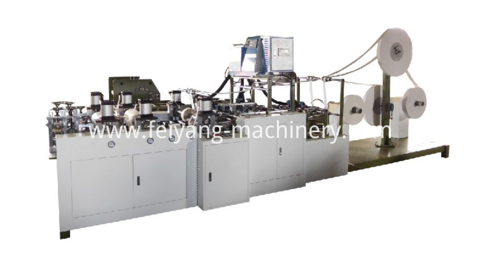 flat handle making machine - 1