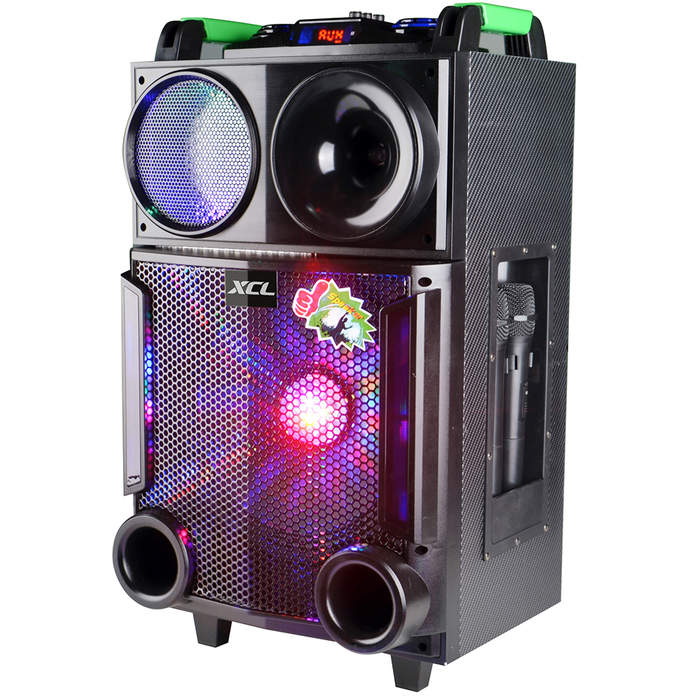 trolley speaker outdoor