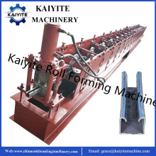 Sliding Door Hanging Rail Machine