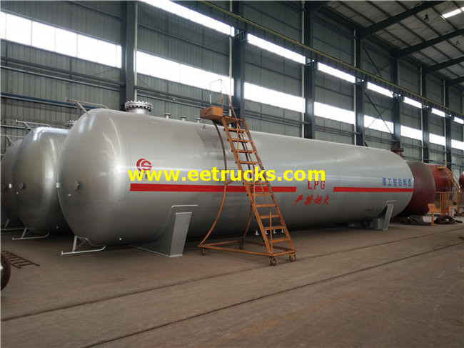 Bulk 100m3 LPG Storage Tanks