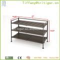 home furniture classic iron shoe rack 4 tiers shoe rack Wholesale