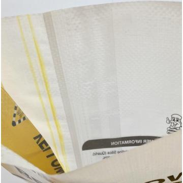 Visual apperance packaging Back Seam BOPP bag