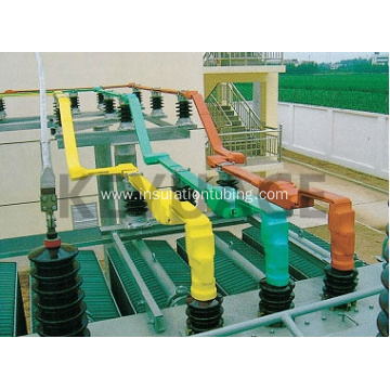 Heat Shrink Tube Busbar Colored Pipe Insulation