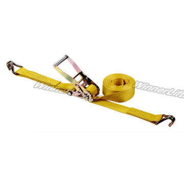 Top Sale! EN-12159 European Type Ratchet Lashing Strap 3""