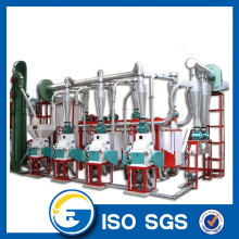 20 tons per day maize flour mill machinery