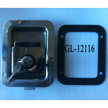 Buyers Stainless Steel Mini Teardrop Locking Latch