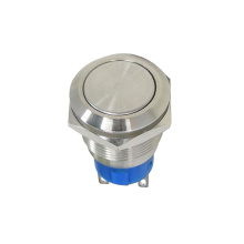 Best Quality for Push Button Switches 19mm High Life Waterproof Metal Push Button Switches supply to France Manufacturers