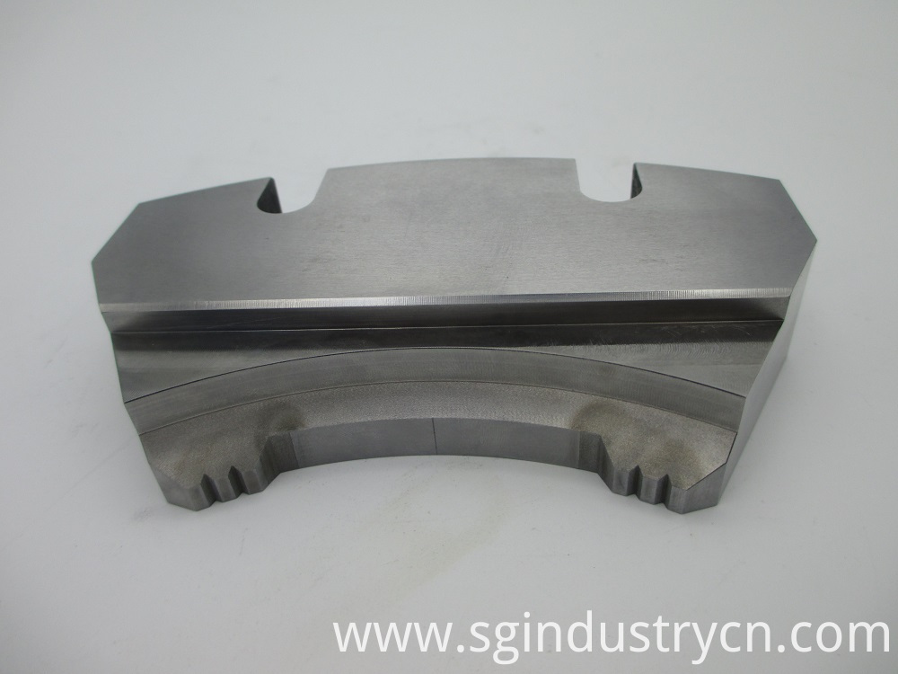 CNC Wire Cut EDM Machine Parts