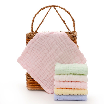 Pure Cotton Newborn baby Feeding Saliva Towel