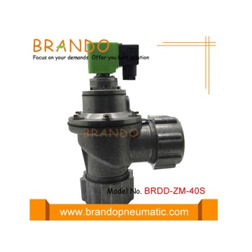 220V Solenoid Pulse Valve With Double Diaphragm DMF-ZM-40S
