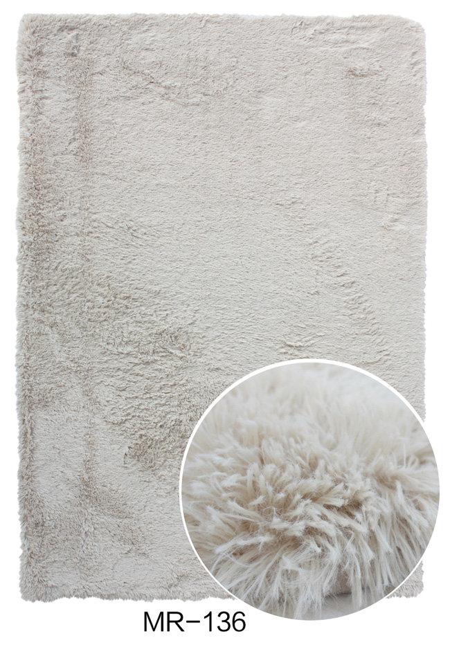 Plain Fur Carpet