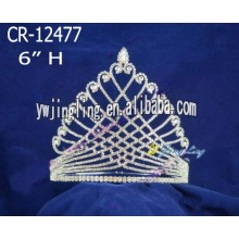 Western Fashion Custom Pageant Crowns