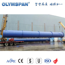 ASME standard cement CLC block fabrication autoclave