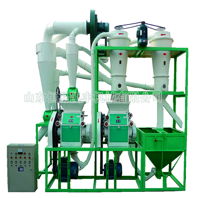 6FTS-10 series double mill machine