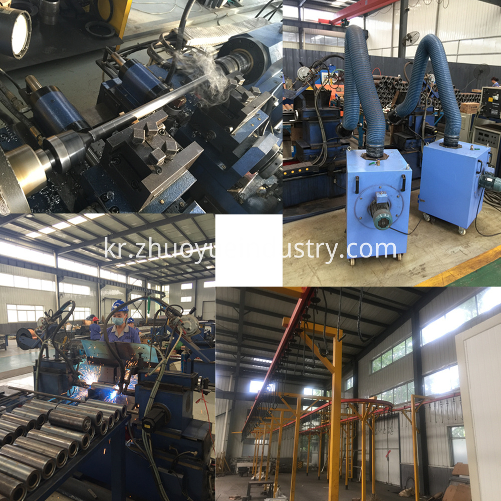 Conveyor Roller Workshop