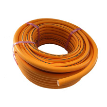 Agricultural friendly high pressure PVC spray hose