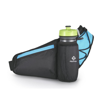 Promotional Expanded Pocket Wholesale Waterproof  Polyester  Outdoor Activities Running Waist Bag