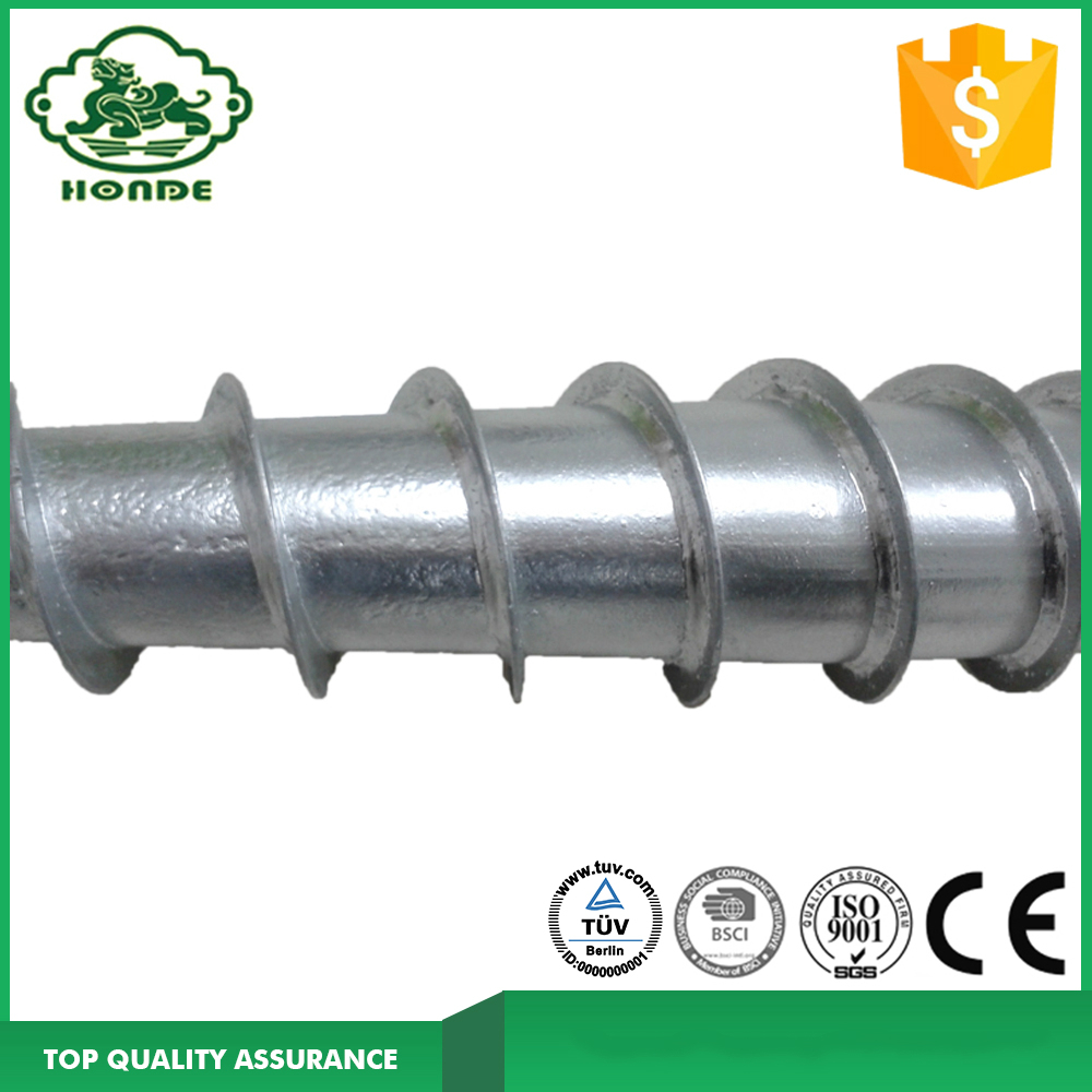 Best Quality Earth Screw Post Anchor