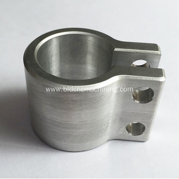 Custom Machining Aluminum for Clamp Bracket