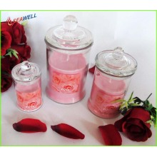 Fragrance Glass jar Candles for decoration