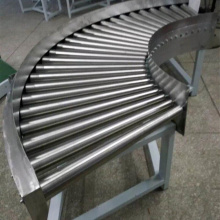 Customized Size Gravity Roller Conveyor System