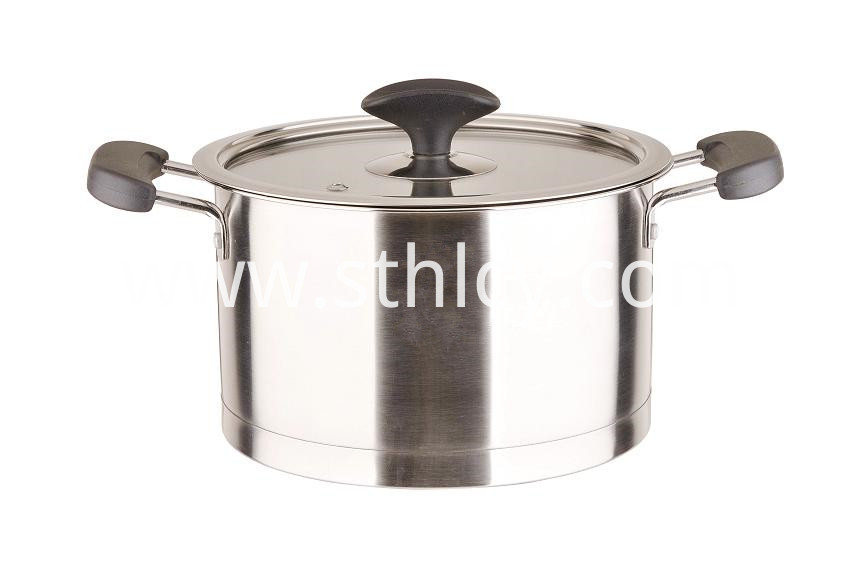 Stainless Steel Soup Stockpot