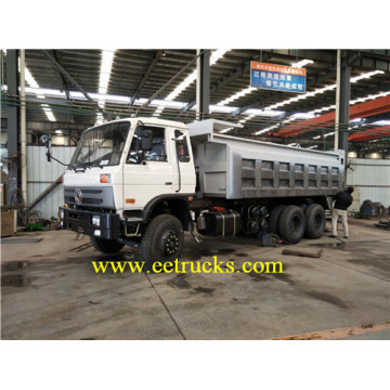 Dongfeng 210 HP 10 Wheel Dump Trucks