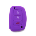 Debossed Hyundai Silicone Key Case